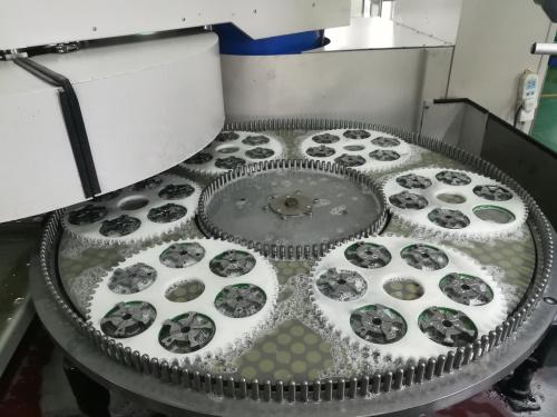 轴承套圈自动研磨工艺流程
