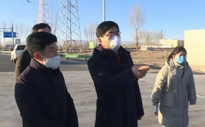 杨建武:扎实落实好各项防控措施 把好疫情防控关口