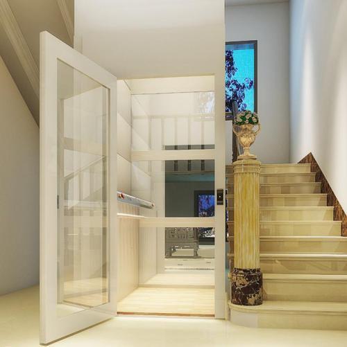 安裝別墅電梯