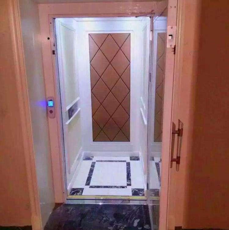 错误使用家用电梯给大家的警告