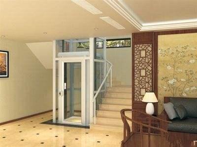 怎樣選擇合適的別墅電梯?