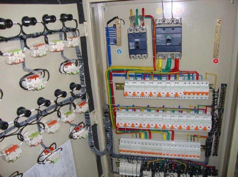 配电柜和配电箱有什么区别呢?
