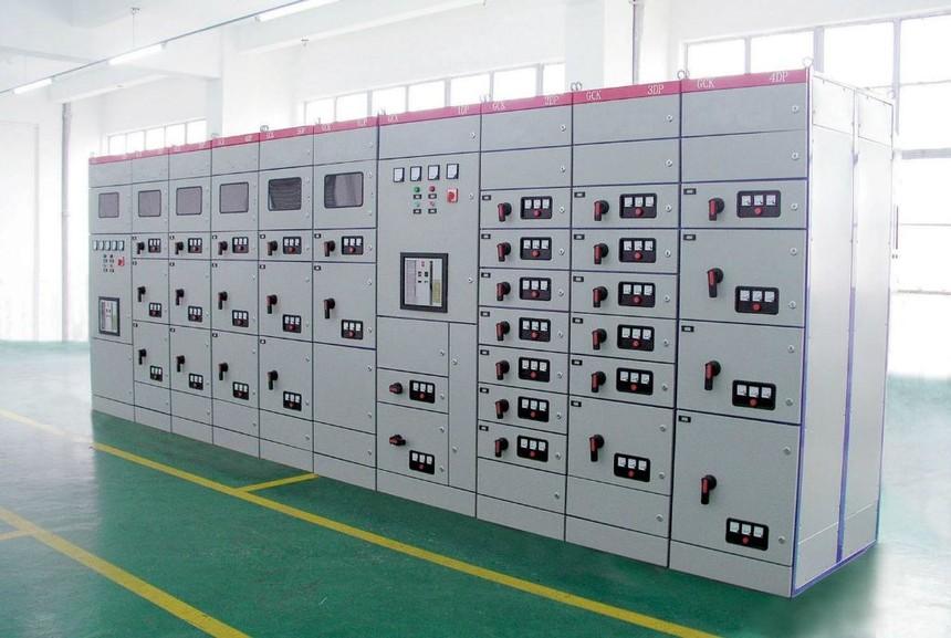 低压配电柜安装技术