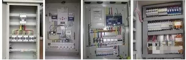 配电箱,配电柜组成结构