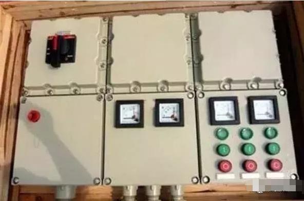 配电箱电压表,配电柜电压表