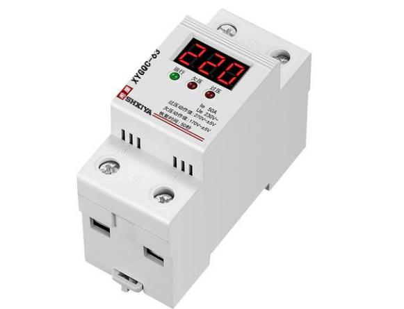 配电箱压欠压保护器