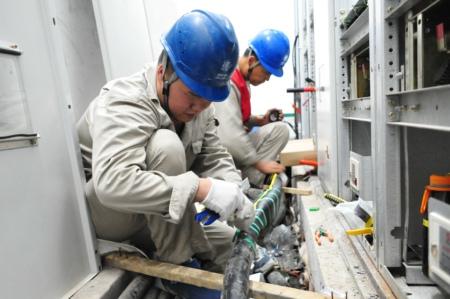 配电室改造工程案例图片