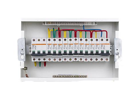 配电箱控制线路图