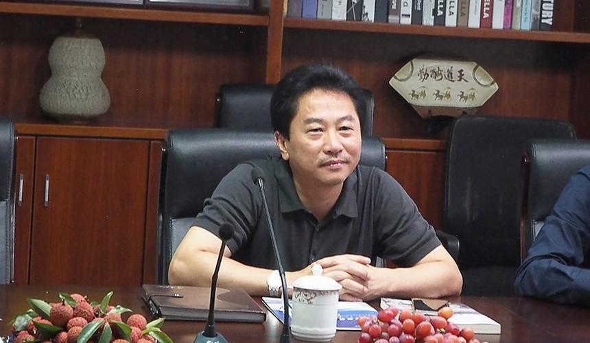 广州空港电商国际产业园 吴海槟