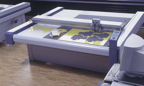 智能皮料激光切割机