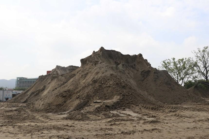 杭州细沙沙场