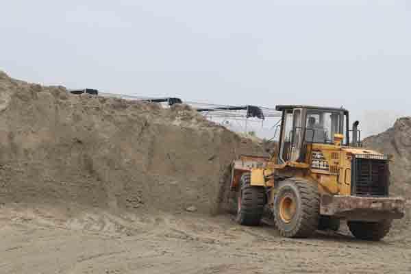 沙子的组成