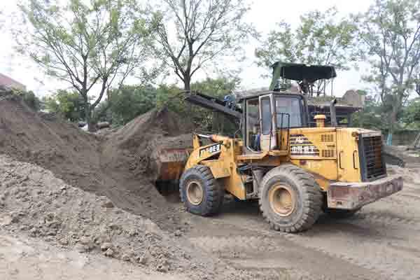 河砂选铁的工艺流程