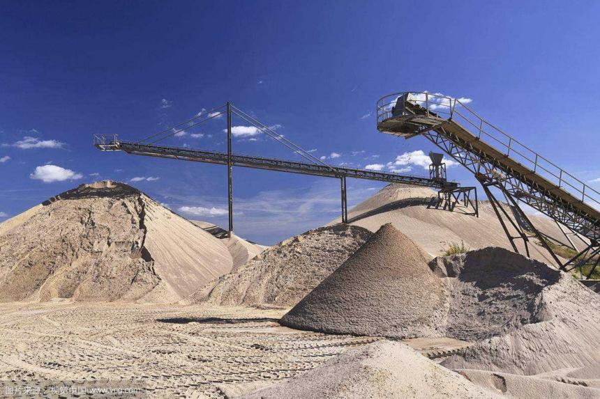 机制砂替代天然砂趋势