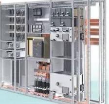 图2 MNS型配电盘结构图