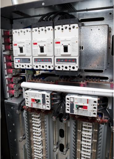 高低压配电柜几个最常见的电器元件