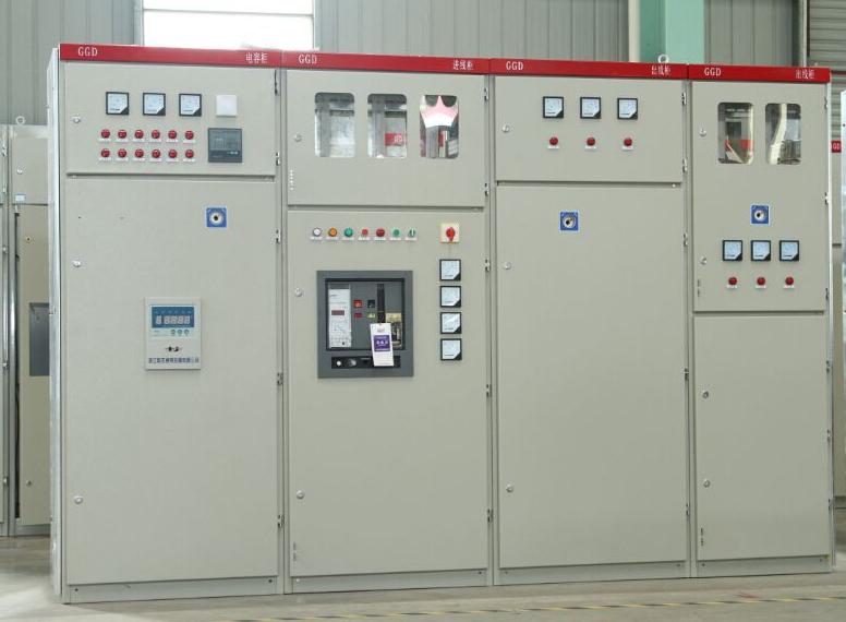 常见的高低压成套开关柜设备由哪些元气件组成?