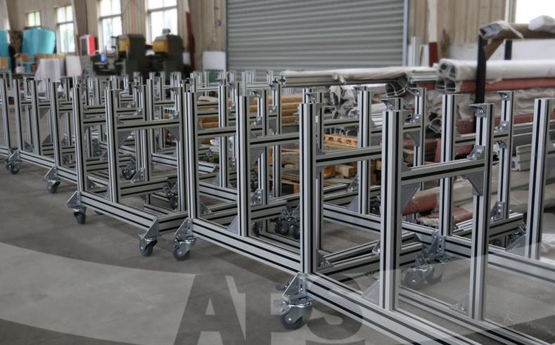 沈阳工业铝型材的选型参考