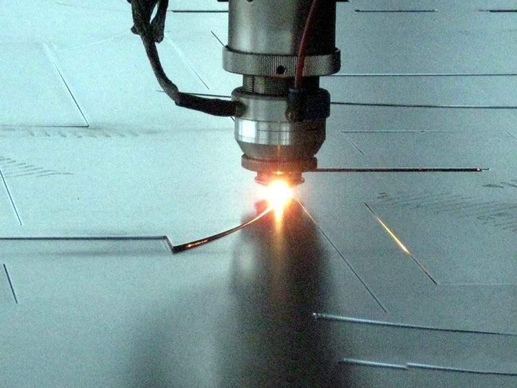 沈阳碳钢薄板激光切割加工