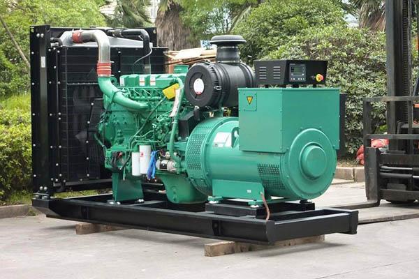 杭州发电机出租设备