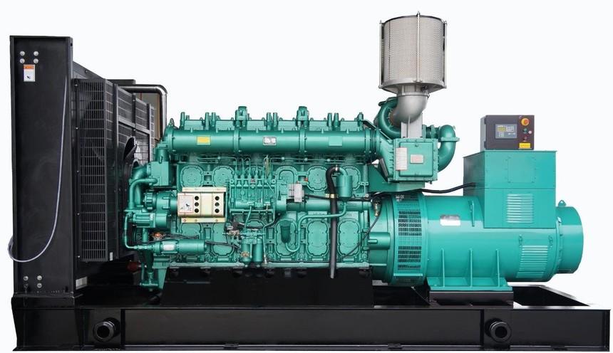 杭州发电机组