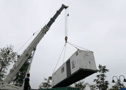 杭州发电机出租案例