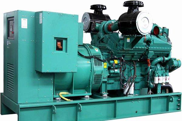 发电机租赁设备