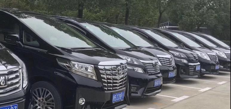 上海浦东租车