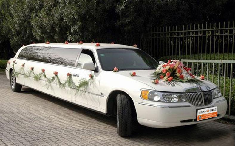 上海婚庆租车
