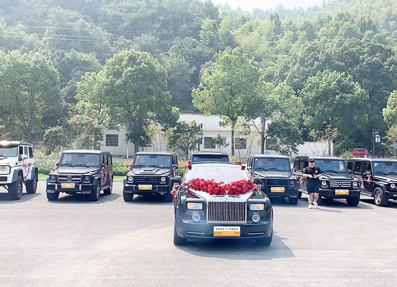 上海婚车租赁