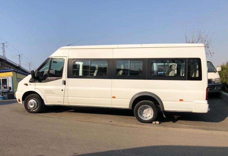 上海中巴车怎么租