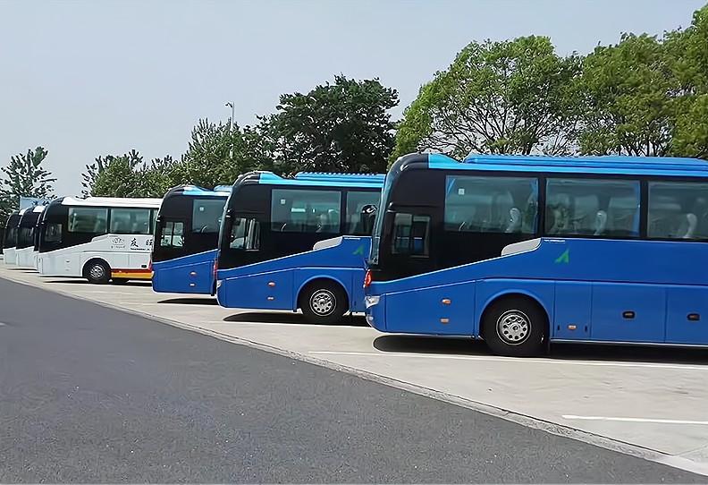 上海商务大巴车租赁