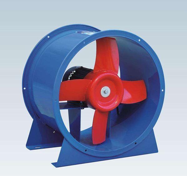 智能型低噪音轴流风机