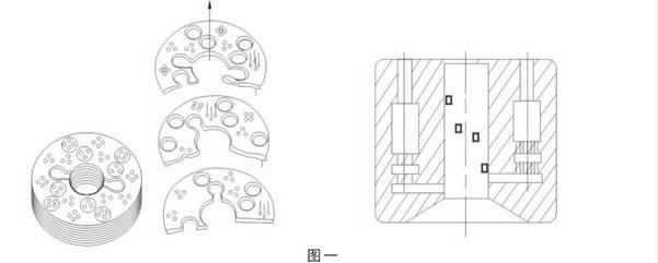 电动防空化高压差调节阀产品结构