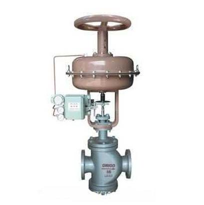 煤气化工艺气动调节阀
