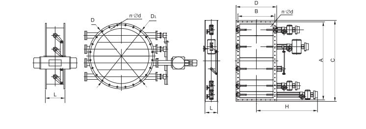 电动调节阀的流量特性有线性特性