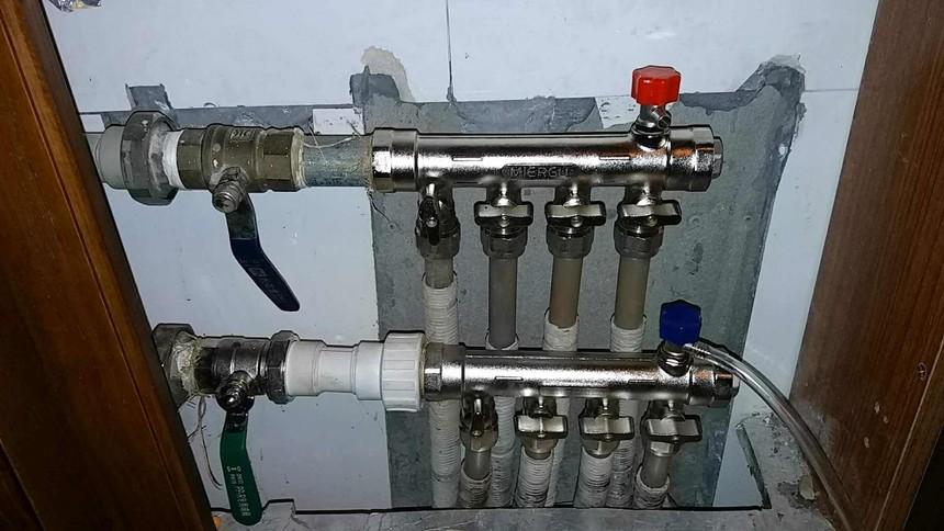 地暖分集水器厂家