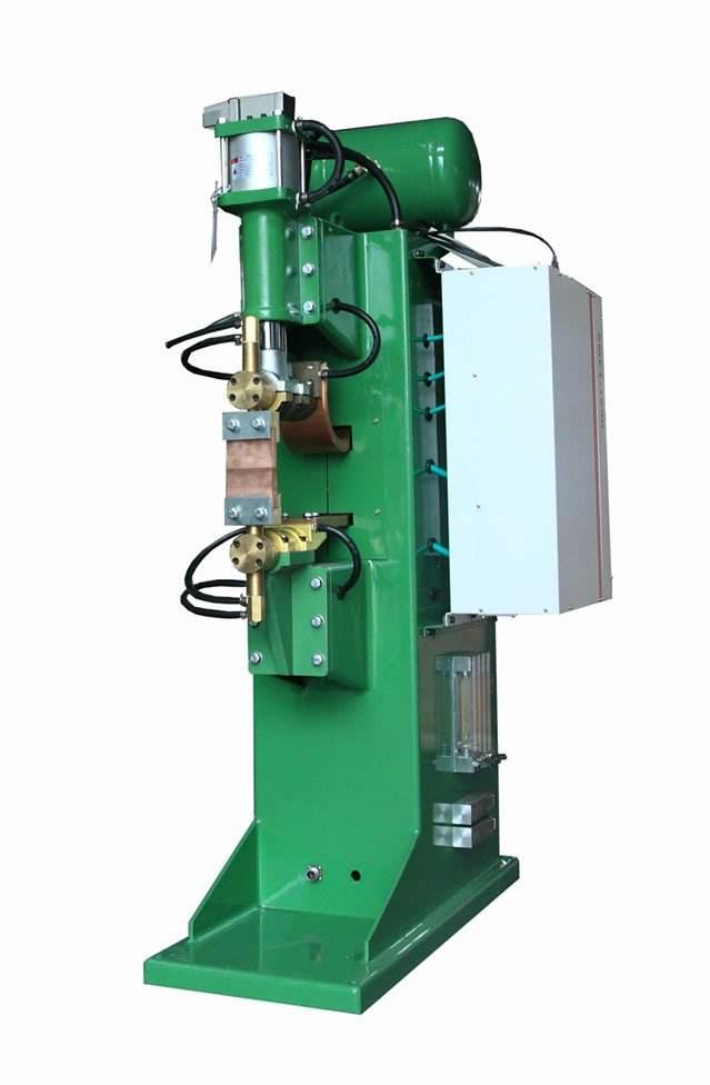 电阻点焊机焊接方法