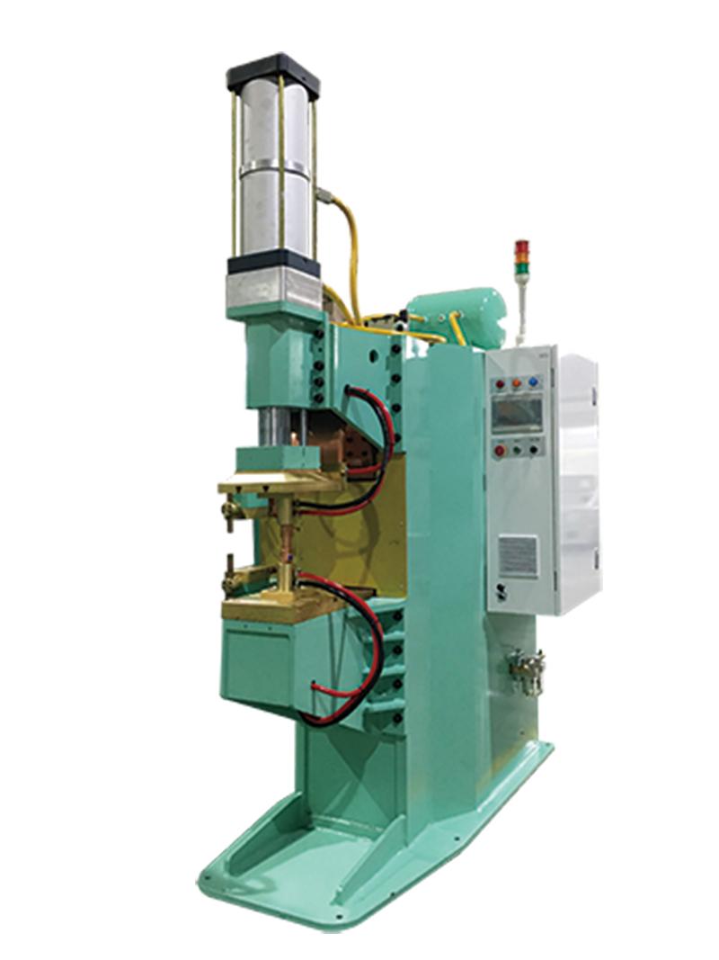 豪精中频逆变点焊机正确的调节方法