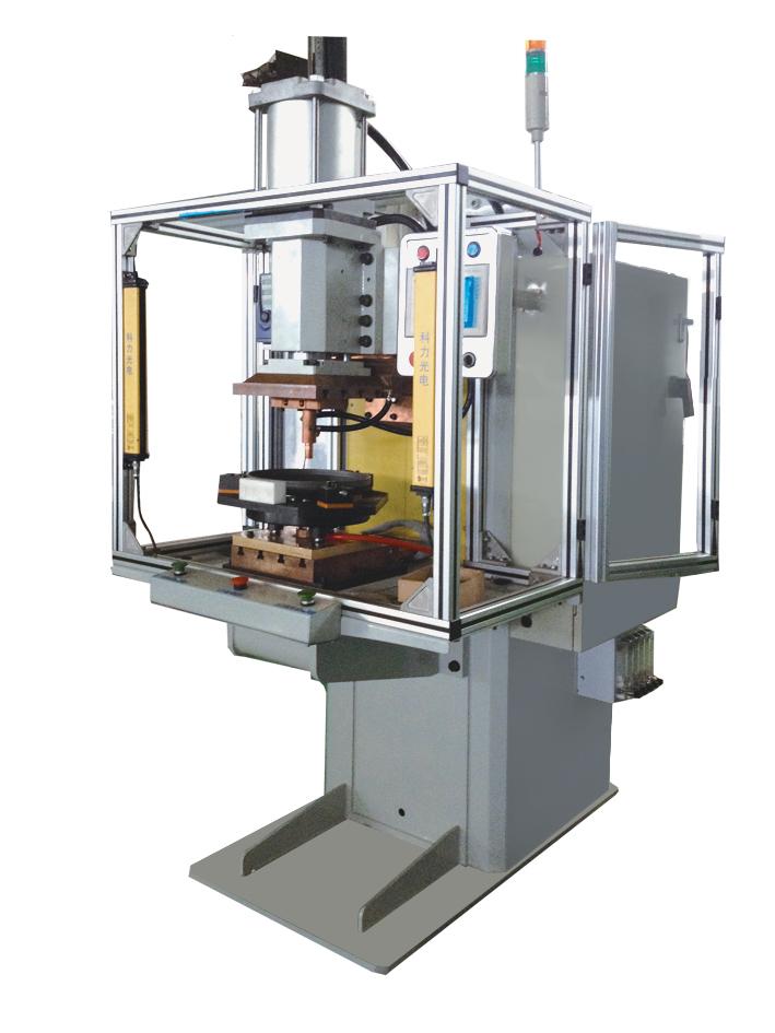最新型号中频点焊机产品-中频铝合金无痕点焊机