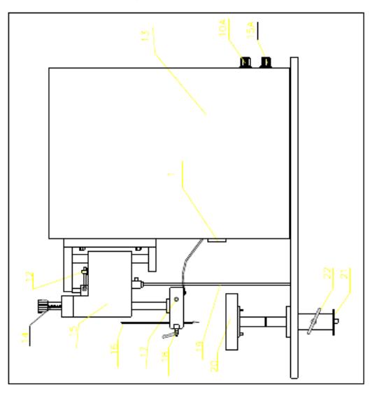 储能点焊机制作商,为您提供一份详细的储能点焊机安装说明书.pdf