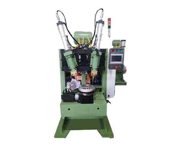 自动螺母中频逆变点焊机的原理及其特点