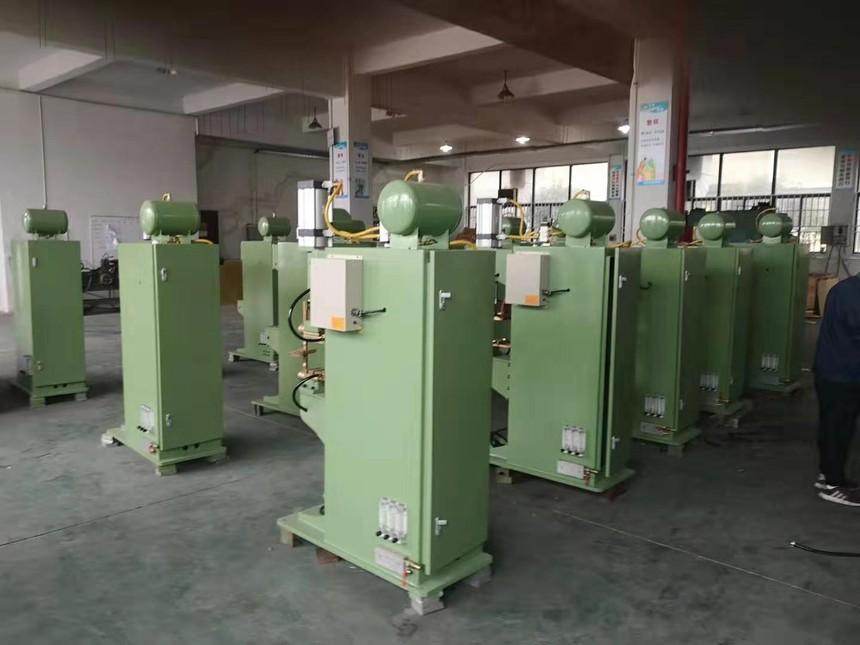 浙江豪精点焊机厂家为您提供,点焊机电压的最佳参数!