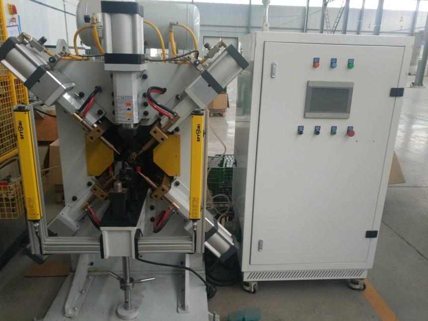 中频点焊机跟储能焊机的区别-储能焊机