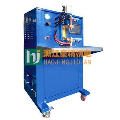电阻点焊机的结构与作用,点焊机厂家为您解答!