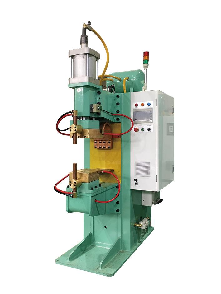 自动螺母中频逆变点焊机-浙江豪精点焊机厂家