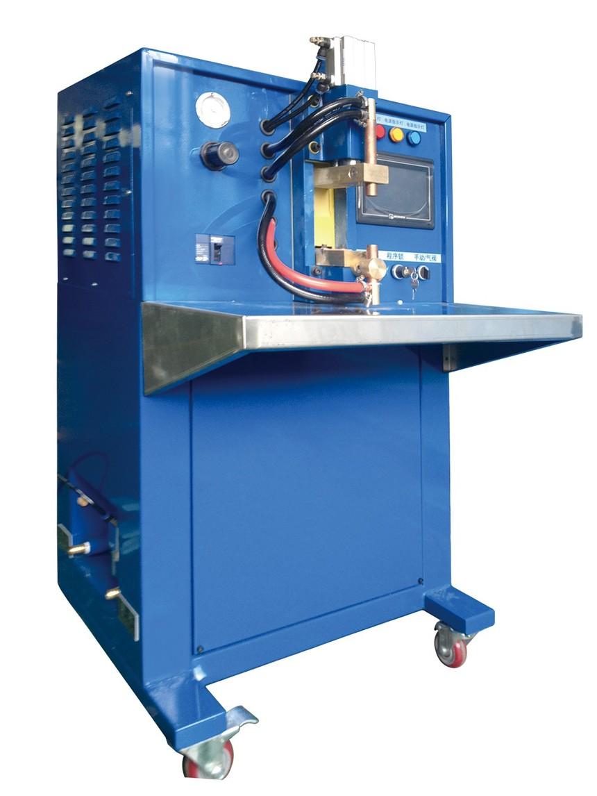 脚踏式电阻式点焊机-浙江豪精点焊机厂家