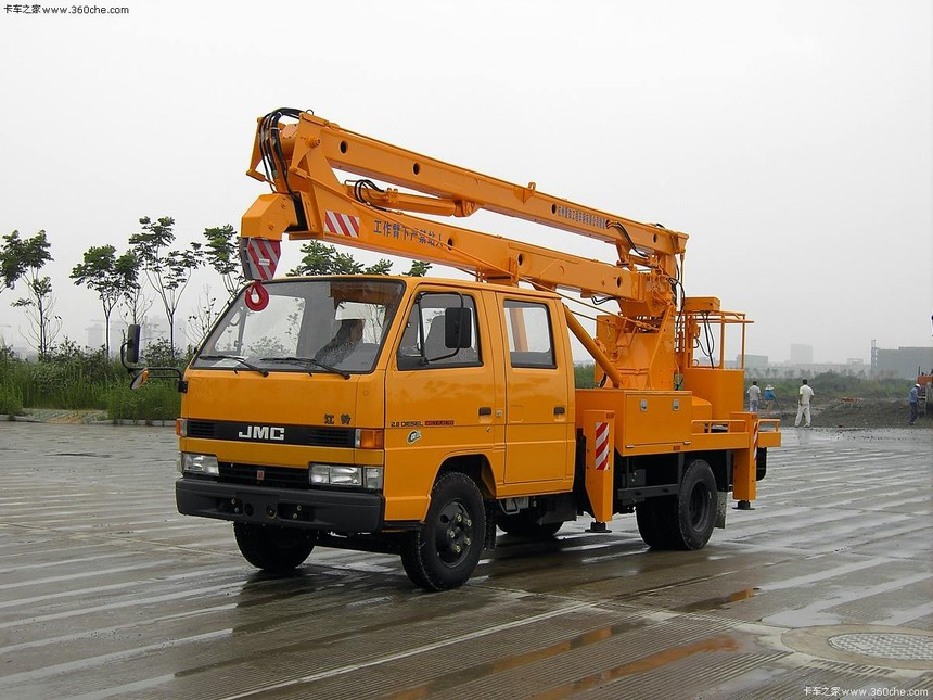 杭州高空作业车租赁公司