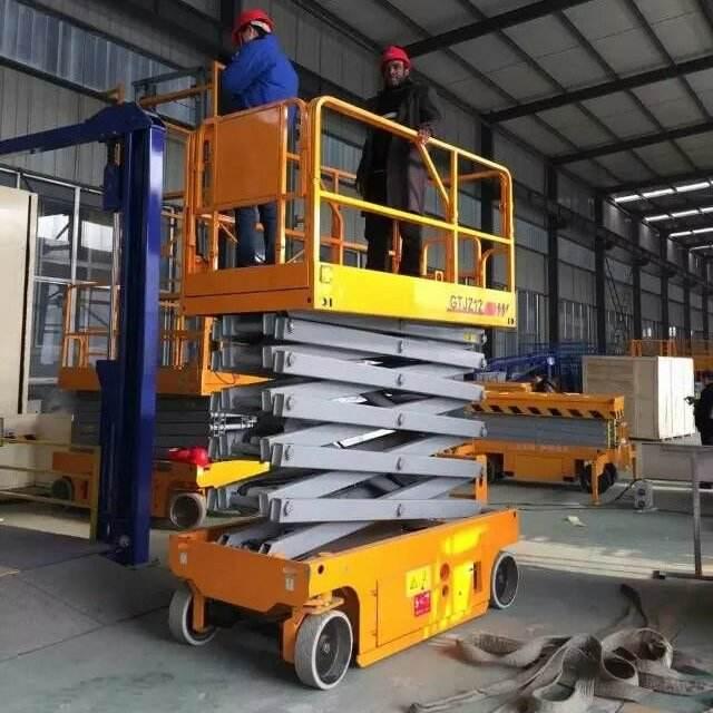 杭州液压升降机维护保养注意事项