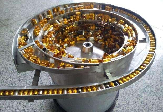 振动盘厂家制造过程中不锈钢焊接技术指标